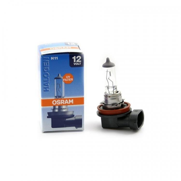Lemputė H11 55W 12V