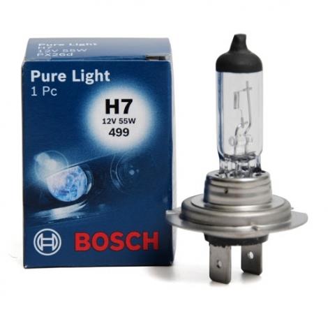 Lemputė H7 12V 55W CAR-COM