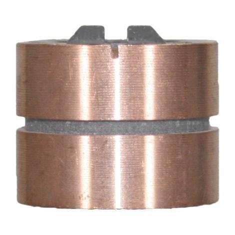 Alternator slip rings