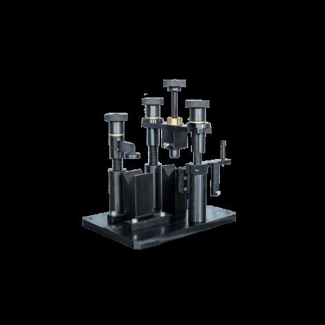 Sistema amortizatorių dujų užpildymui * / MS200