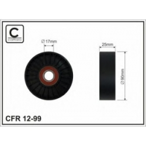 Parazitinis skriemulys / CFR12-99