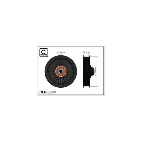 Parazitinis skriemulys / CFR85-99