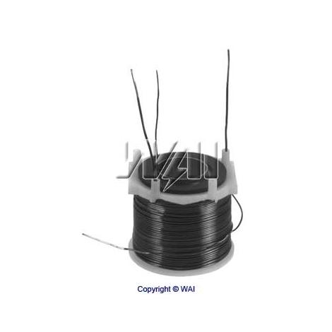 Elektromagneto apvijos *