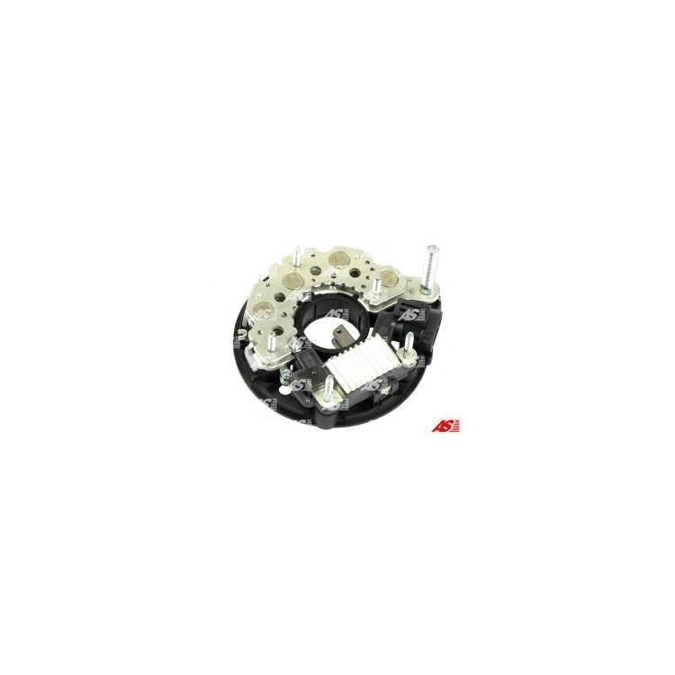 Rėlė reg. + diodų plokštė