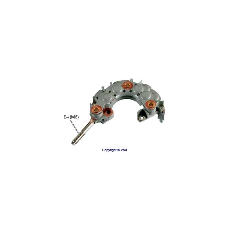 Diodų plokštė