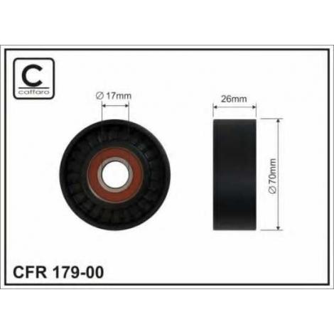 Parazitinis skriemulys / CFR179-00