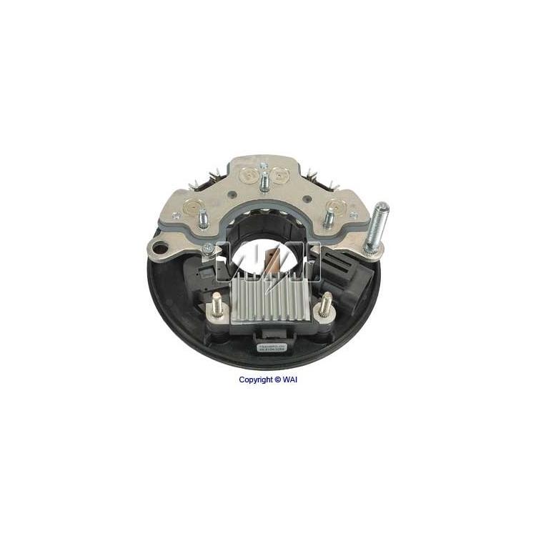 Rėlė reg. + diodų plokštė / 48-8104