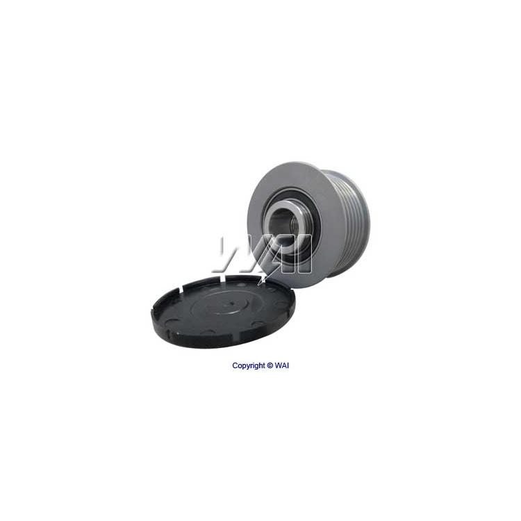 Skriemulys / generatoriaus sankabinis