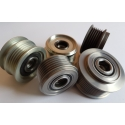 Freewheel pulleys / alternators /